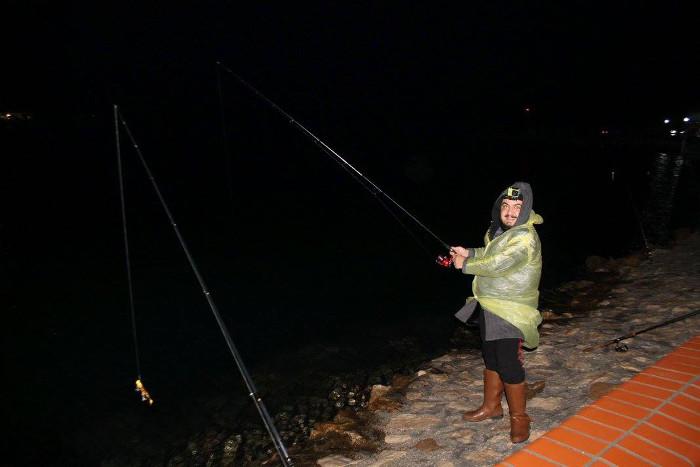karaburun levrek avı